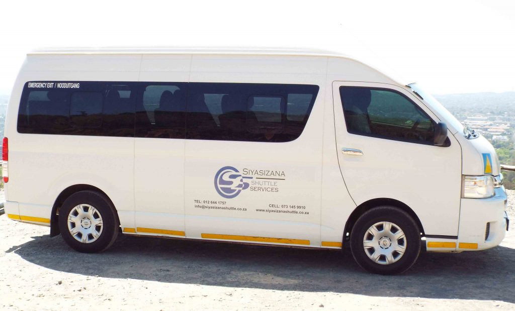13-SEATER MICROBUS